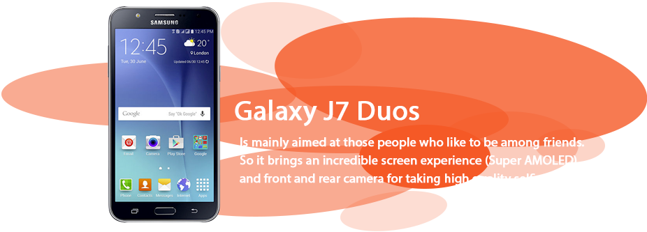 Home App Galaxy J7 Duos Brazcom Wireless